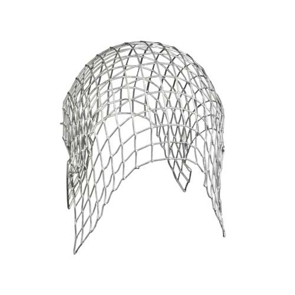 galvanised wire  plastic balloon bird cowl cage flue vent leaf guard various size