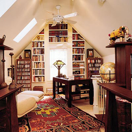 Putting Your Loft To Good Use