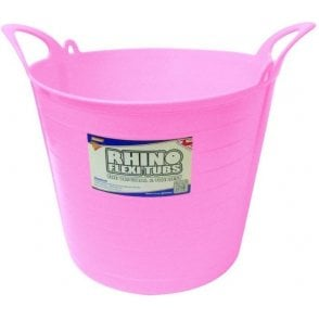 26L Rhino Flexi Tub Pink