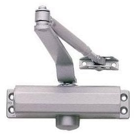 400 Series Overhead Door Closer Size 3 Silver 28730