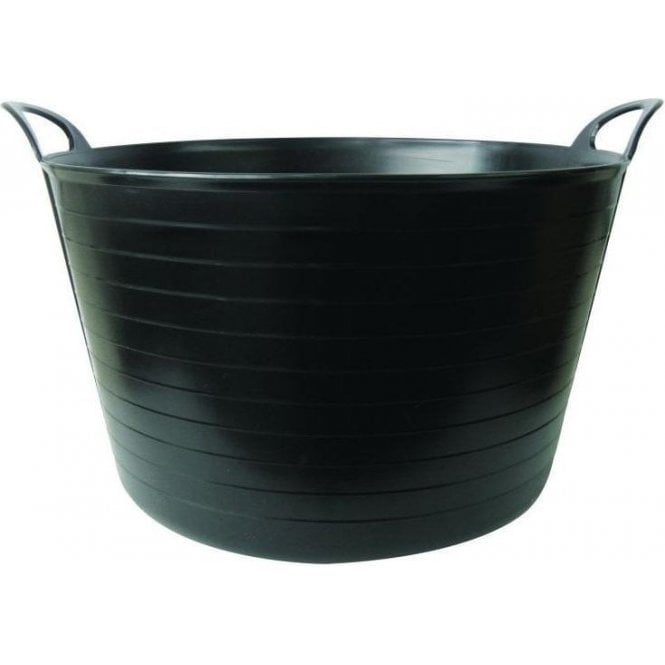 75L Rhino Flexi Tub Black