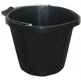 Agricultural Bucket Black 2 Gallon