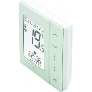 Aura 4 in 1 Wireless Thermostat (Battery) - White JGSTATW1W