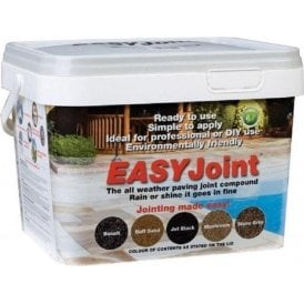 Azpects Easy Joint Paving Jointing Compound Jet Black 12.5kg