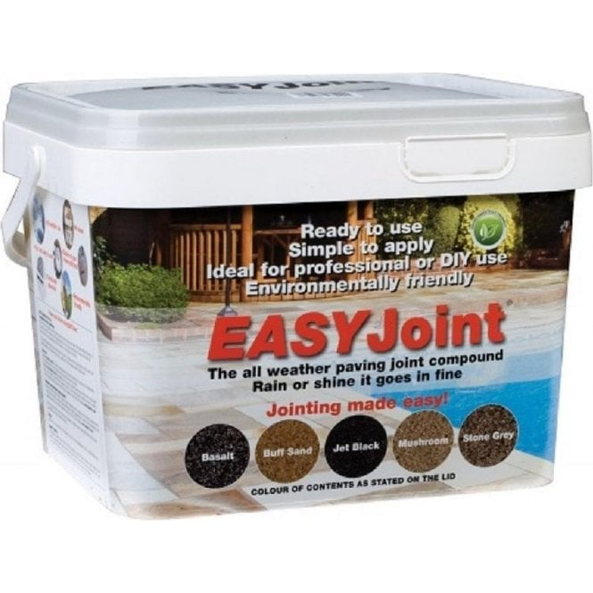 Azpects Easy Joint Paving Jointing Compound Mushroom 12.5kg
