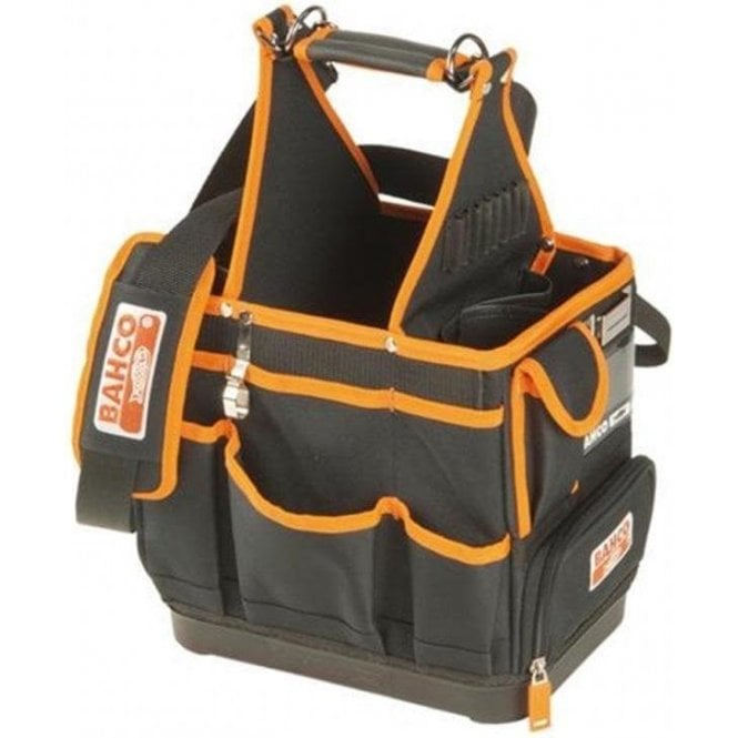 Bahco 4750FB3-12 Electrician's Hard Bottom Bag 12""