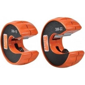 Bahco BAH306PACK Pipe Slice Twin Pack 15mm and 22mm