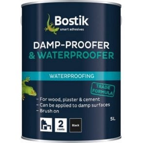 Bostik Cementone Aquaprufe Damp Proofer and Waterprofer 5 Litre