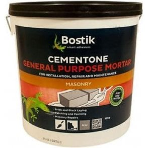 Bostik Cementone General Purpose Mortar 10kg