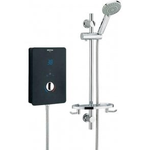 Bristan Bliss Electric Shower 8.5kw Black BL85