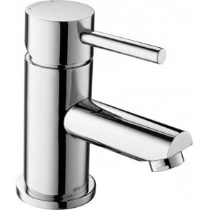 Bristan Blitz Basin Mixer with Clicker Waste BTZ BAS C