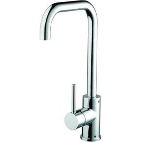 Bristan Lemon Easyfit Monobloc Chrome Kitchen Tap LMNEFSNK C