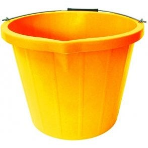 Bucket Yellow