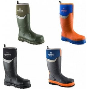 Buckler Boots Buckbootz S5 Safety Wellington Boot BBZ6000