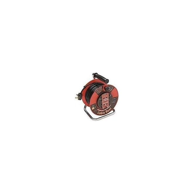 Cable Reel 25m 13Amp 4 Gang JA077A