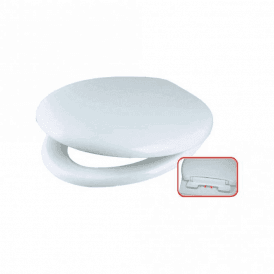 Celmac Wirquin Tango Soft Close Seat White STG11WH