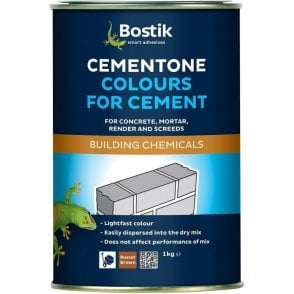 Cementone Cement Colour Cement Yellow 1KG
