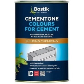 Cementone Cement Colour Red 1KG