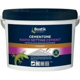 Cementone Waterproof Rapid Setting Cement 5kg 540156