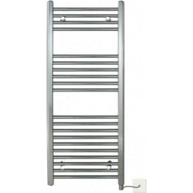 Chatsworth Straight Towel Rail Chrome Plated 1200x500mm