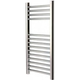 Chatsworth Straight Towel Rail Chrome Plated 800x500mm