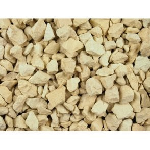 Cotswold Buff Chippings 20-5mm 25kg Bag