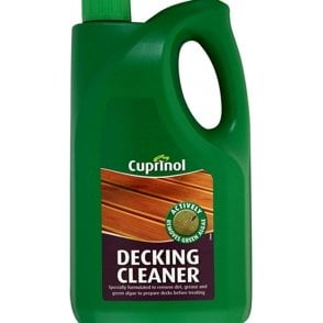 Cuprinol Garden Decking Cleaner 2.5L