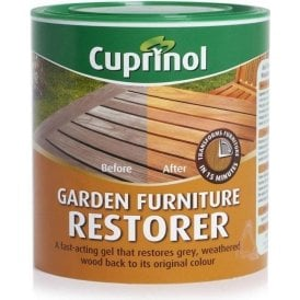 Cuprinol Garden Furniture Restorer 1 Litre