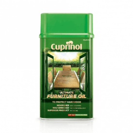 Cuprinol Natural Enhancing Teak Oil Clear 1 Litre
