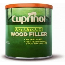 Cuprinol Ultra Tough Wood Filler Natural 250g