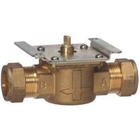 Danfoss HPV22B 2 Port Valve Body 22mm