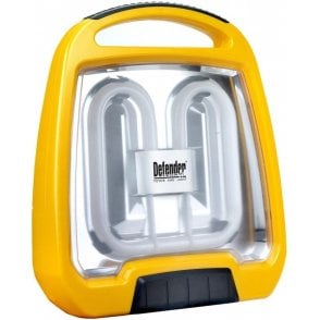 Defender Flourescent Floor Light 230V E709150