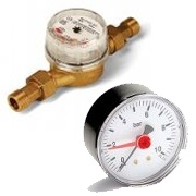 Water Meters & Gauges