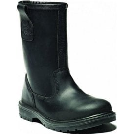 Dickies Dakota Rigger Boots Black