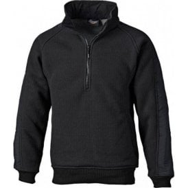 Dickies EH89000 Eisenhower Fleece Pullover BlacK