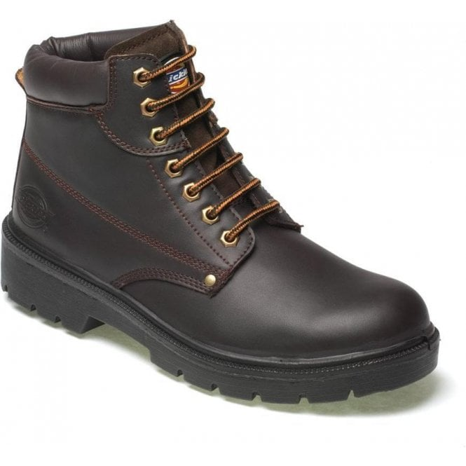 Dickies FA23333 Antrim Super Safety Boot Brown