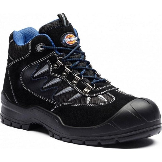 Dickies FA23385A Storm II Safety Trainer Black