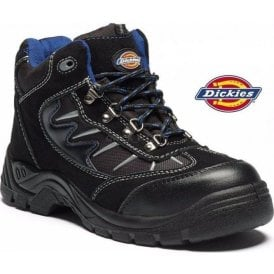 Dickies FA23385A Storm Super Safety Trainer Black