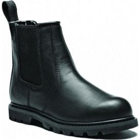 Dickies Fife Super Safety Dealer Boot FD9214 Black