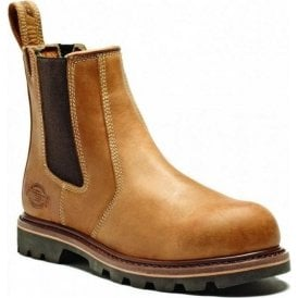 Dickies Fife Super Safety Dealer Boot FD9214 Tan