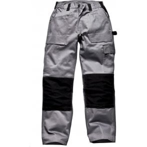 Dickies Grafter Duotone Trouser WD4930 Grey/Black