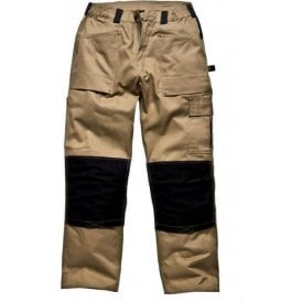 Dickies Grafter Duotone Trousers WD4930 Black/Khaki