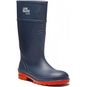 Dickies Landmaster Safety Wellies Blue