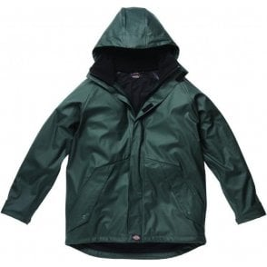 Dickies Raintite Jacket Green WP50000