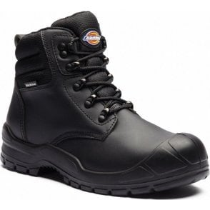 Dickies Trenton Safety Boot Black FA9007