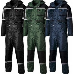 Dickies Waterproof Padded Overall WP15000