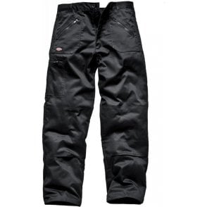 Dickies WD814 Redhawk Men's Action Trousers Black
