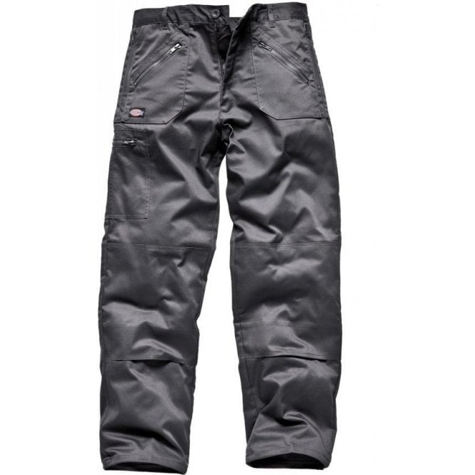 Dickies WD814 Redhawk Men's Action Trousers Grey