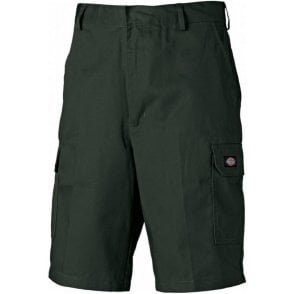 Dickies WD834 Redhawk Cargo Shorts Olive Green