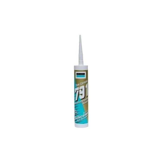 Dow Corning 791 Weatherproofing Silicone Sealant Bronze 310ml